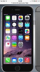 iPhone 6s 16gb Vodafone