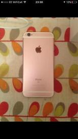 IPhone 6s grade A condition EE network 16gb