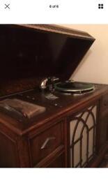 1920s Vokal gramaphone