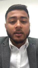 18 Year Old Based In East London Seeking A Part Time Job
