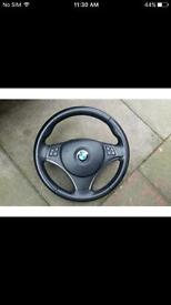 BMW E92 Coupe Steering Wheel Airbags Dash Complete Leather Interior Seats Alloys