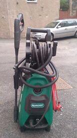 Qualcast 160 bar, 2000 watt pressure washer