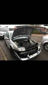 1.6 petrol engine for vw bora/golf mk4 only 55k miles