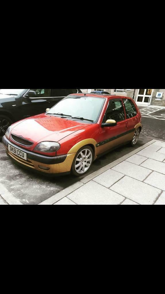 Saxo vts big spec car may swap | in Southside, Glasgow | Gumtree