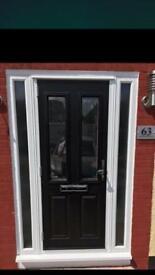 All UPVC doors