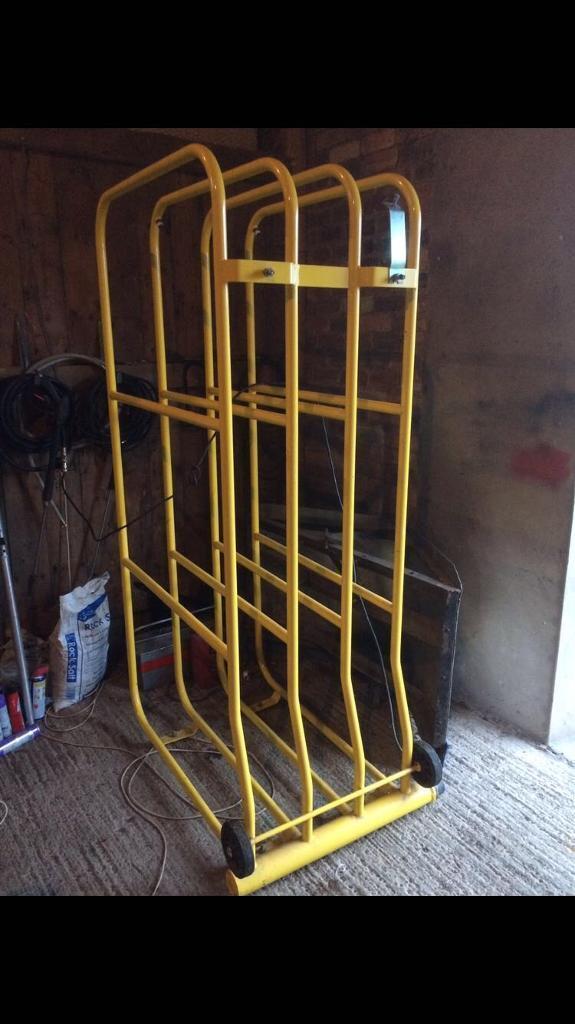 Heated Horse Rug Rail