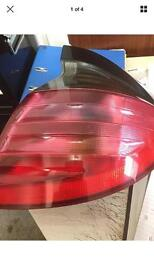 Mercedes c180 coupe w203 drivers rear side light