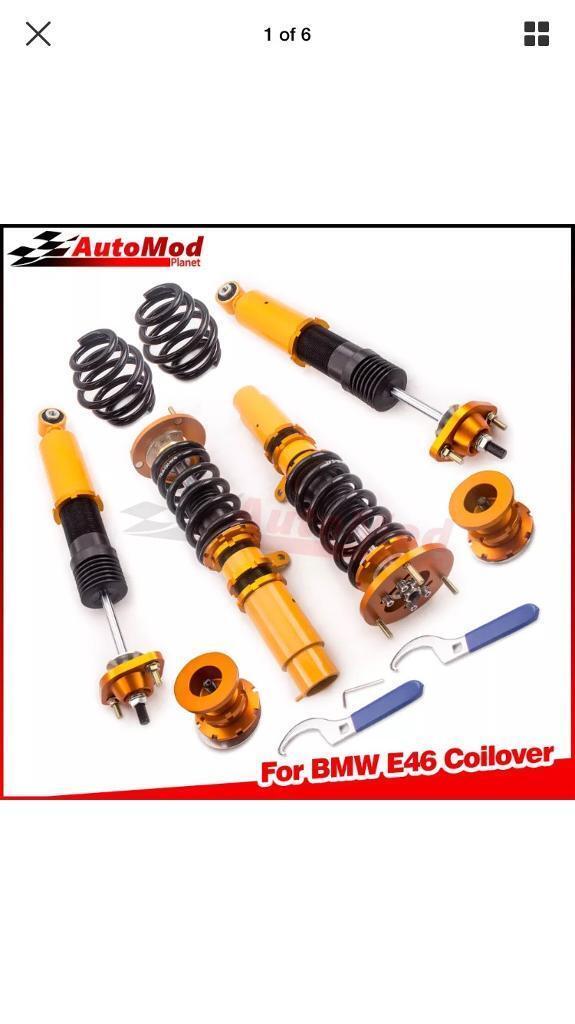 Bmw E46 suspension brand new in box