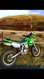 Kawasaki klx 250 sale/swap