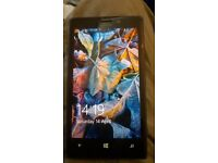 Nokia Lumia 925 32gb Black Windows 8.1 Smartphone Unlocked Good Condition