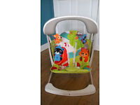 Fisher-Price baby swing / seat