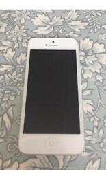 Iphone 5 16gb locked to Vodphone network. Good condition