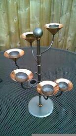 Tea light candelabra