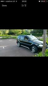 Mercedes ml270 7 seater