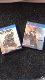 PS4 games.