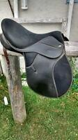 Thorowgood all purpose saddle