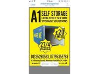 Self storage Newton Aycliffe/ darlington