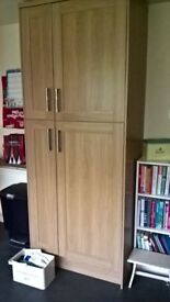 Good Quality Freestanding Kitchen Cupboard 92.5 x 36.75 inches