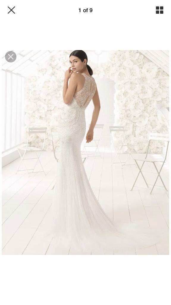 Rosa Clara Wedding Dress Lori