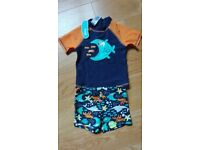 New boys swimming suit 2-3 years