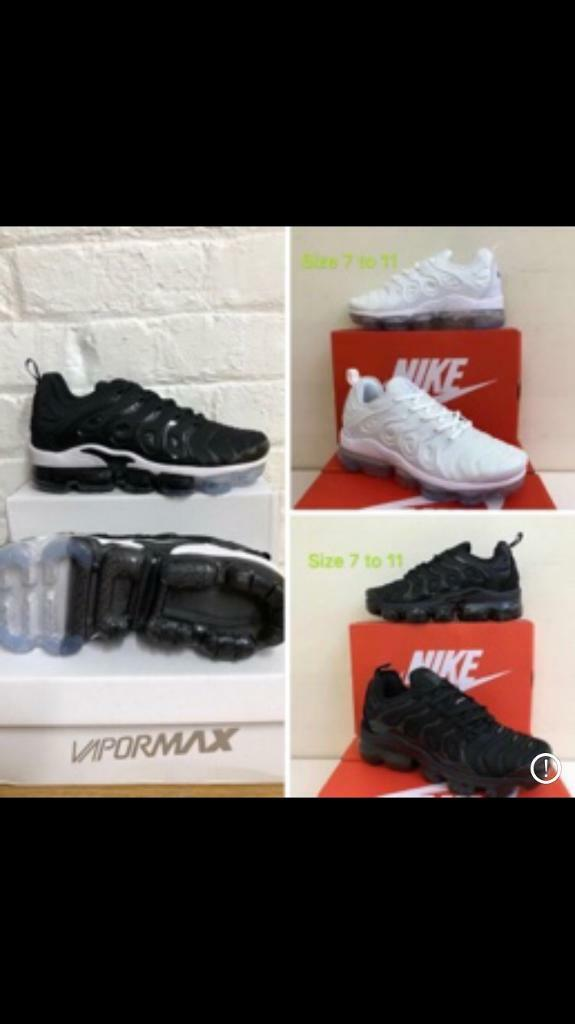 4ba739f538 Nike vapormax vm Plus tns new In Box Air Max trainers | in Kirkby-in ...