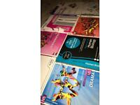 A selection of revision guides