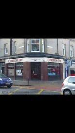 Comiston fry chip shop