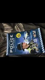 'How to become a police officer' book