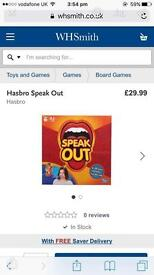 Speak out and speak out parents vs kids