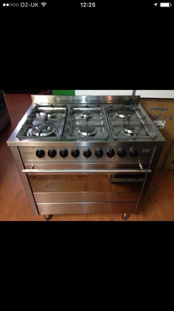 Bargain gas cooker