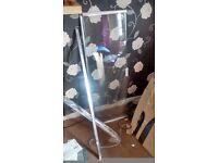 2 door sliding shower screen