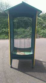 Various cages for sale please text regarding prices as all different start from £20 to £110