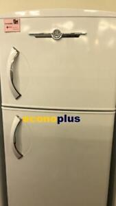 ECONOPLUS LIQUIDATION. A QUI LA CHANCE REFRIGERATEUR UNIQUE GE 649.99$ TAXES INCLUSES