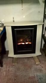 Electric fire for sale £100 0r nearest offer.