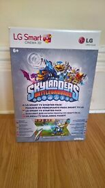 Skylanders Battlegrounds for LG TVs with 3 Characters