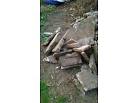 York Stone crazy paving and other crazy paving and rockery stones available for collection