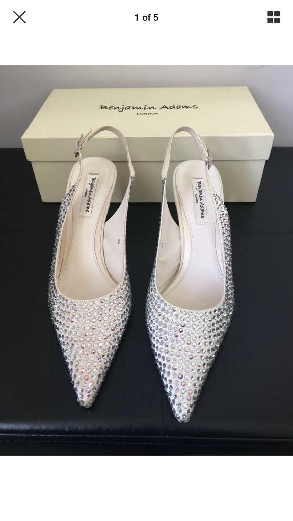 9b0b4f1460a8a1 Benjamin Adams wedding shoes