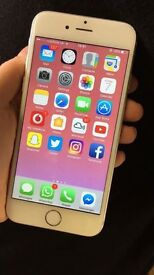 IPhone 6 - silver - 16gb - Vodafone