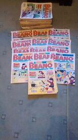 130 Beano Comics