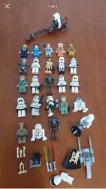 Joblot Lego figures