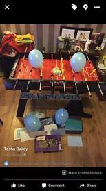 4ft folding football table