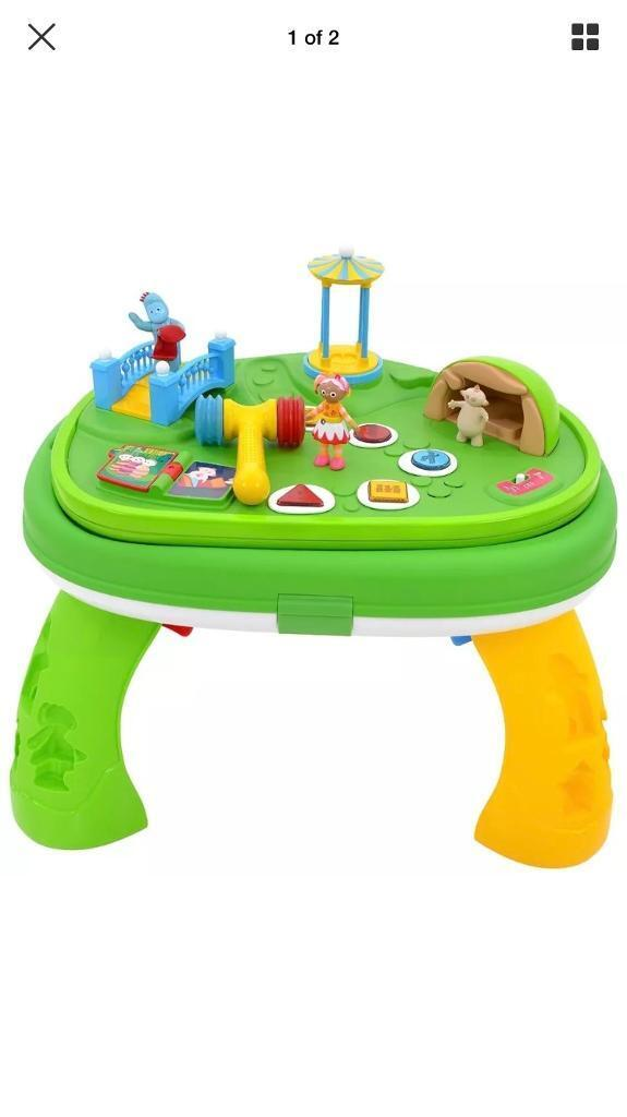 In the night garden activity table (new)