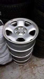 Honda Pilot Acura MDX OEM alloy / Steel rims 5 x 120 / TPMS in stock