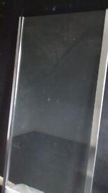 End shower panel