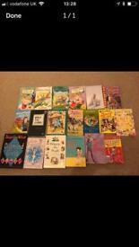 Bundle children's reading books excellent condition