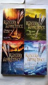 John Flanagan Ranger's Apprentice Series Collection Books 1 to 4 Oakleaf Bearers