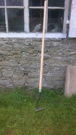 Vintage hoe( garden tool)