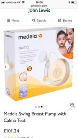 Medea swing breast pump