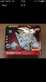 Brand new boxed millennium falcon