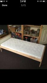 Toddler bed £45